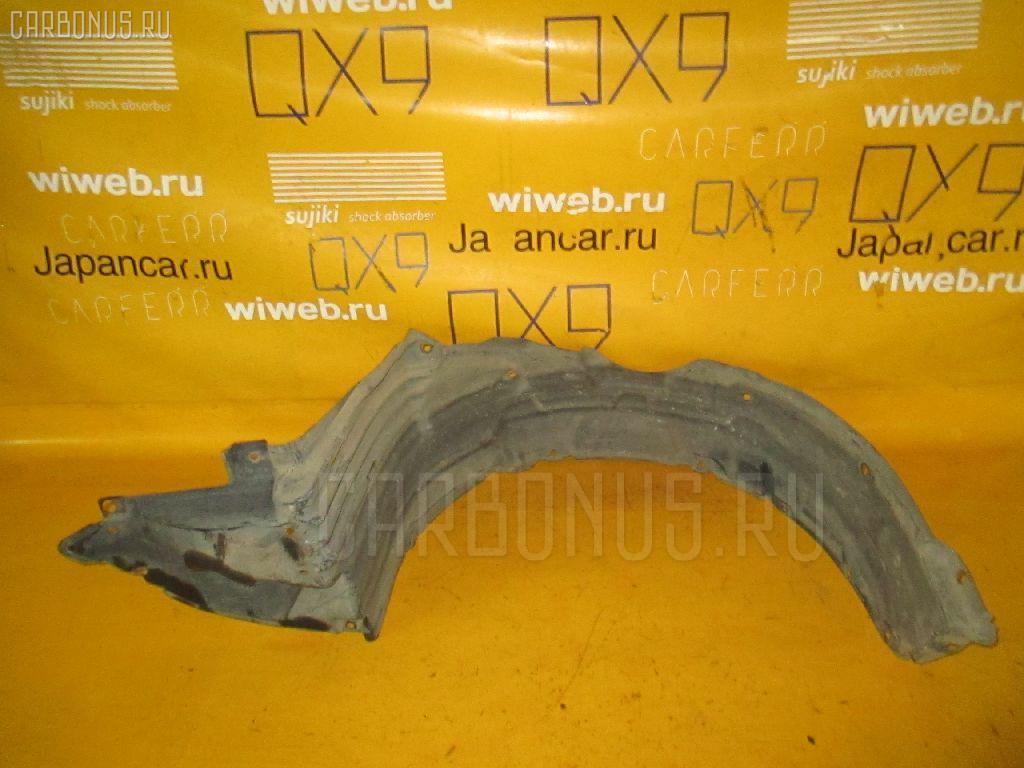 Подкрылок TOYOTA ISIS ZNM10W 1ZZ-FE Фото 1