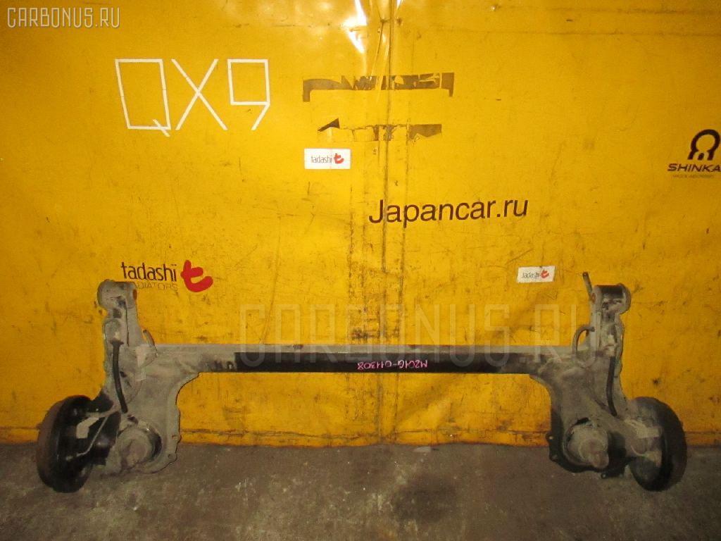 Балка подвески DAIHATSU YRV M201G K3-VE. Фото 7