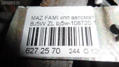 КПП автоматическая MAZDA FAMILIA S-WAGON BJ5W ZL Фото 6