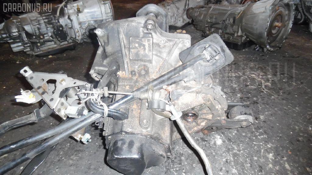 КПП механическая MAZDA DEMIO DW3W B3 Фото 3