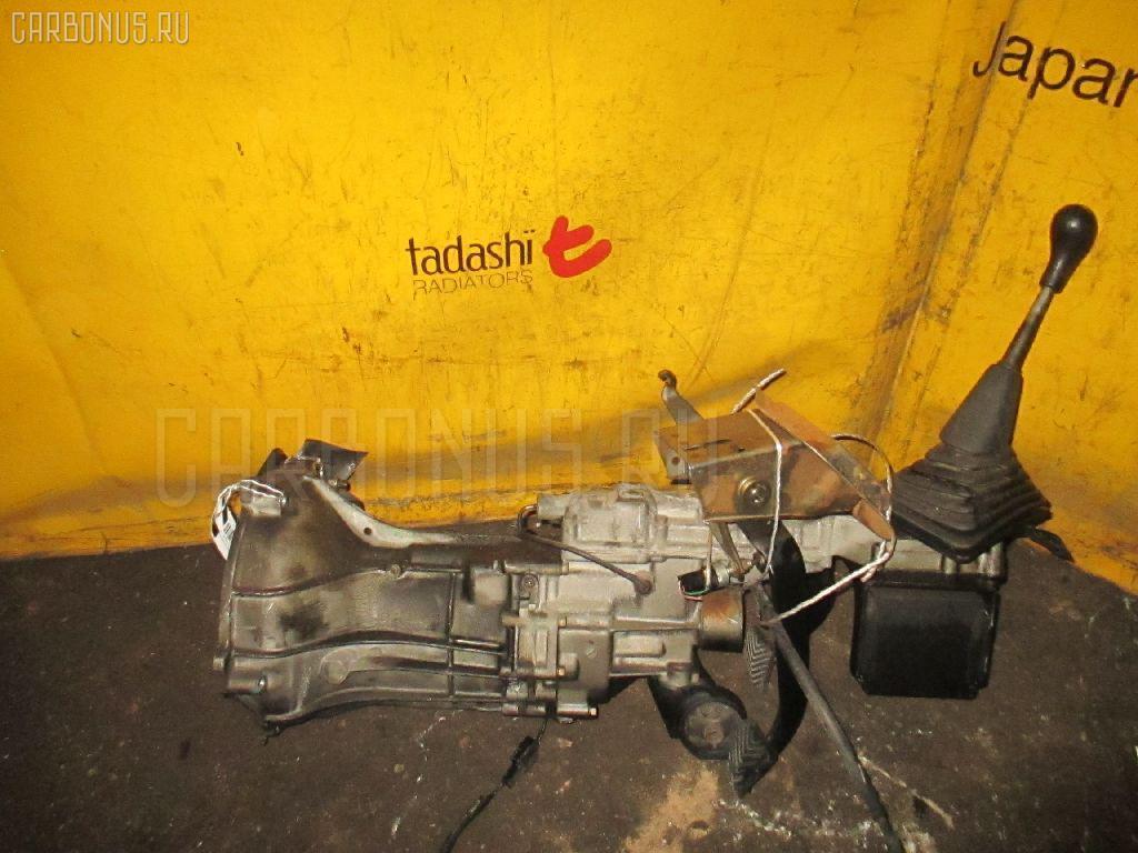 КПП механическая MITSUBISHI PAJERO MINI H56A 4A30. Фото 11