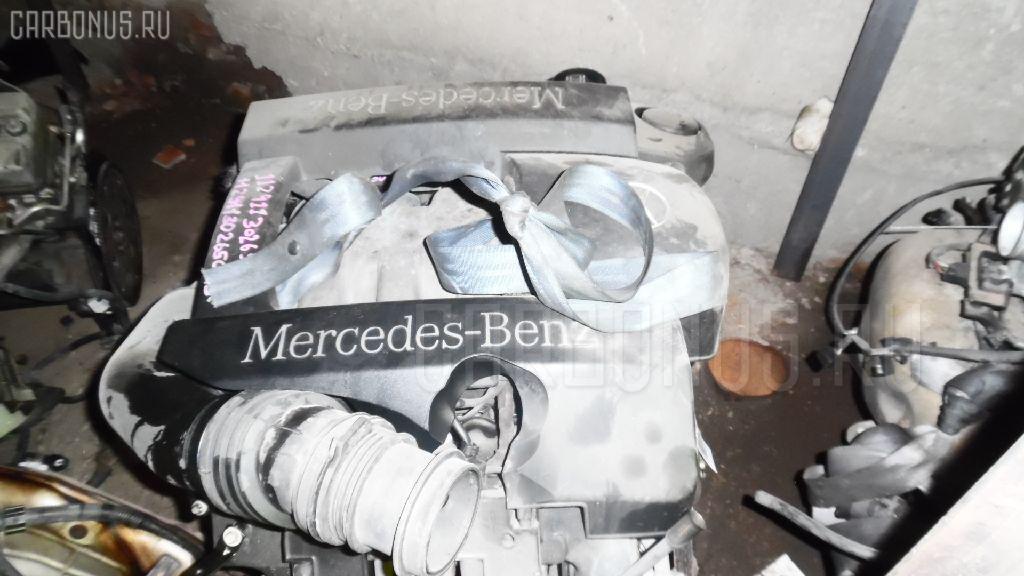 Двигатель MERCEDES-BENZ E-CLASS STATION WAGON S210.261 112.911 Фото 1
