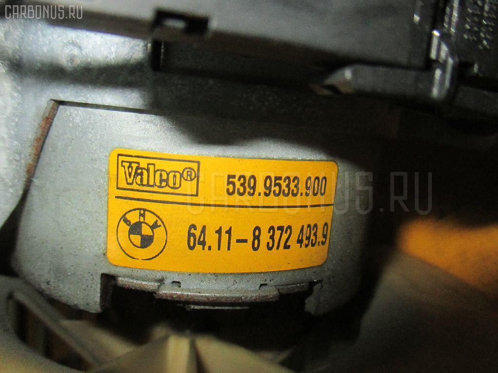 Мотор печки BMW 5-SERIES E39-DD28. Фото 8
