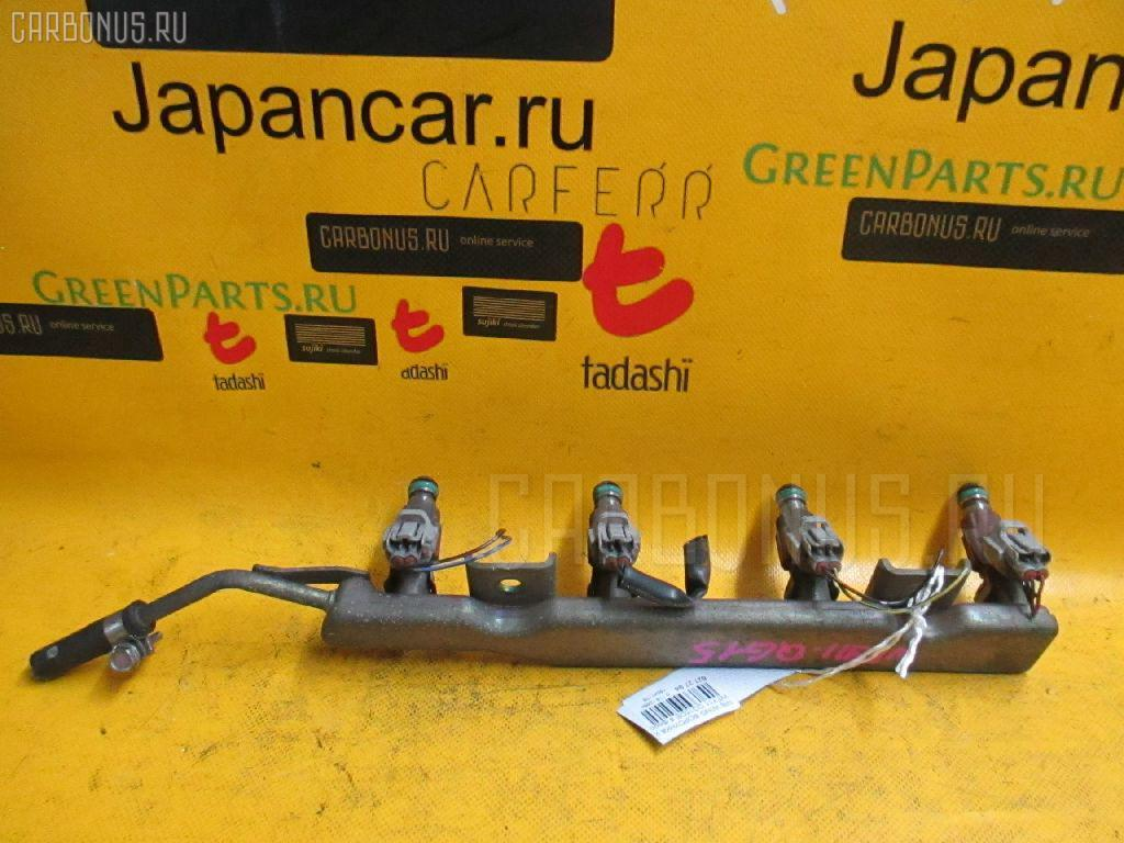 Форсунка инжекторная NISSAN WINGROAD WFY11 QG15DE. Фото 4