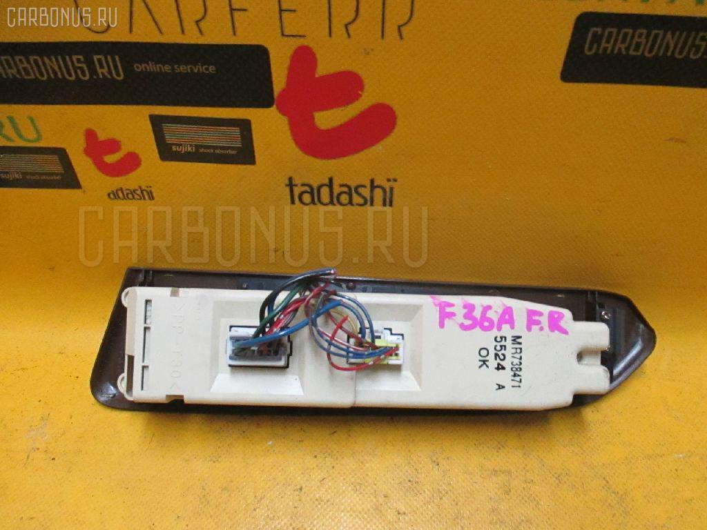 Блок упр-я стеклоподъемниками MITSUBISHI DIAMANTE F36A Фото 2