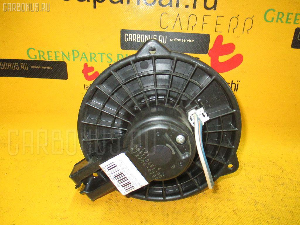 Мотор печки MAZDA DEMIO DE3FS Фото 1