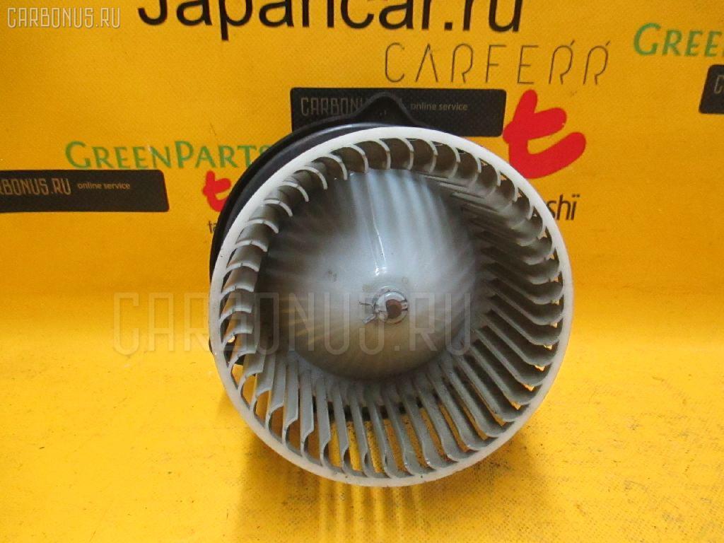 Мотор печки MAZDA DEMIO DE3FS. Фото 4
