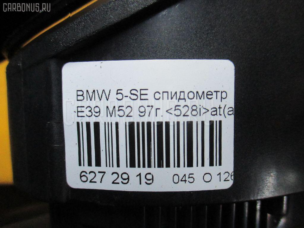 Спидометр BMW 5-SERIES E39-DH62 M52-286S1 Фото 4