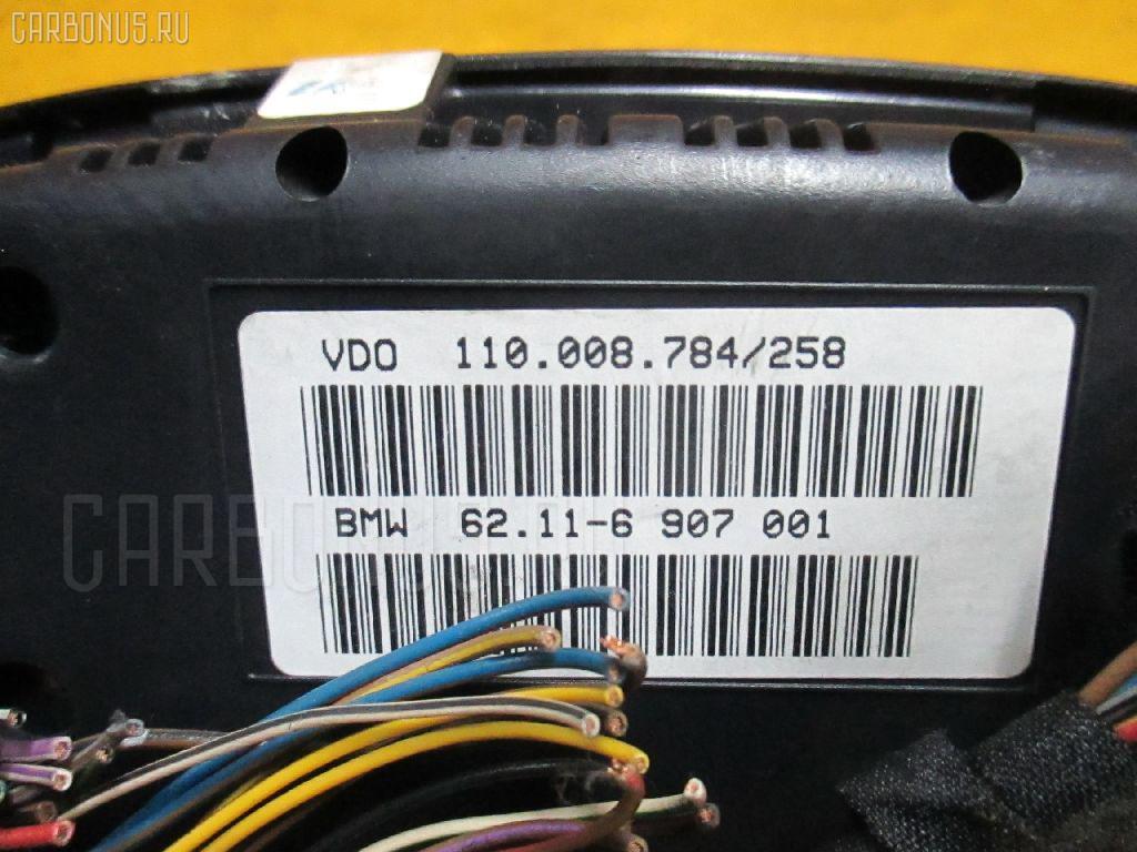 Спидометр BMW 5-SERIES E39-DH62 M52-286S1 Фото 3