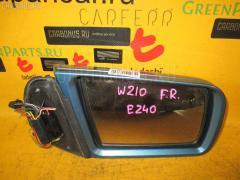 Зеркало двери боковой MERCEDES-BENZ E-CLASS STATION WAGON S210.261 Фото 1