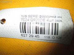 Форсунка инжекторная NISSAN SERENA TC24 QR20DE Фото 3