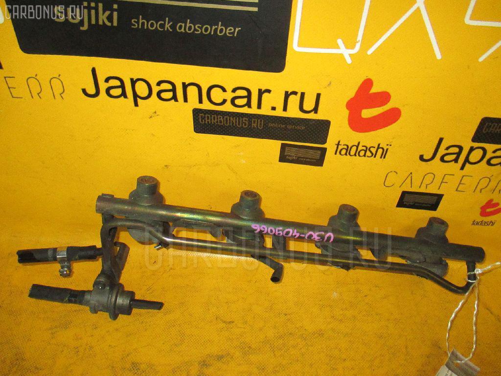 Форсунка инжекторная NISSAN PRESAGE U30 KA24DE Фото 2