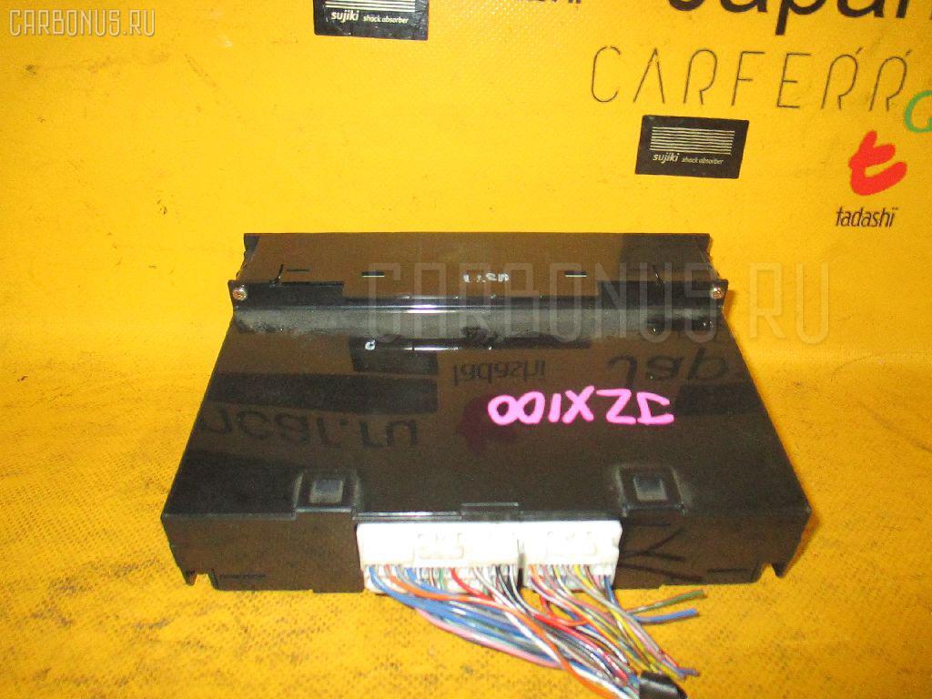 Блок управления климатконтроля TOYOTA JZX100 1JZ-GE Фото 2