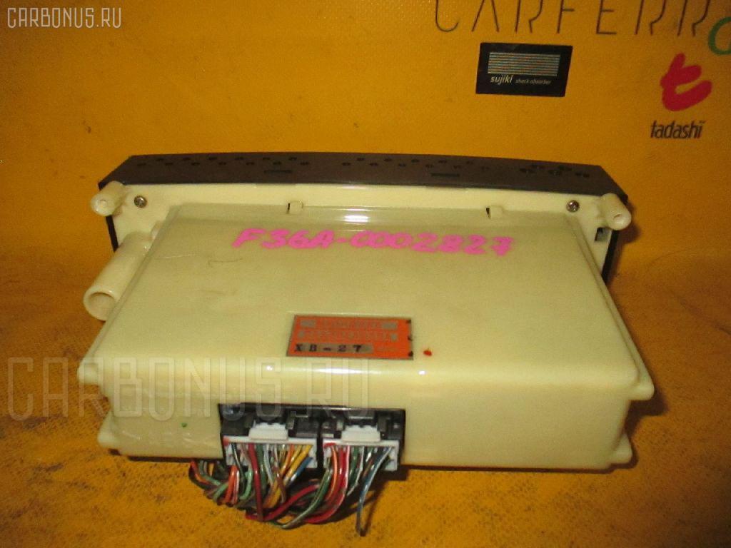 Блок управления климатконтроля MITSUBISHI DIAMANTE F36A 6G72. Фото 5