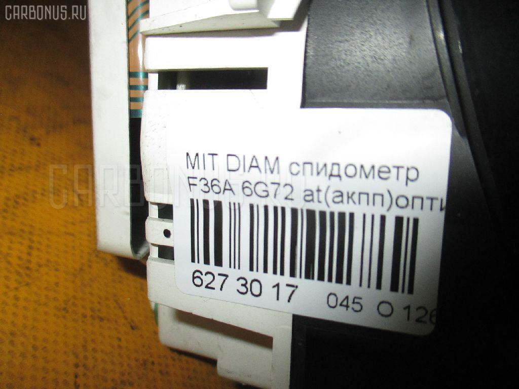 Спидометр MITSUBISHI DIAMANTE F36A 6G72 Фото 3