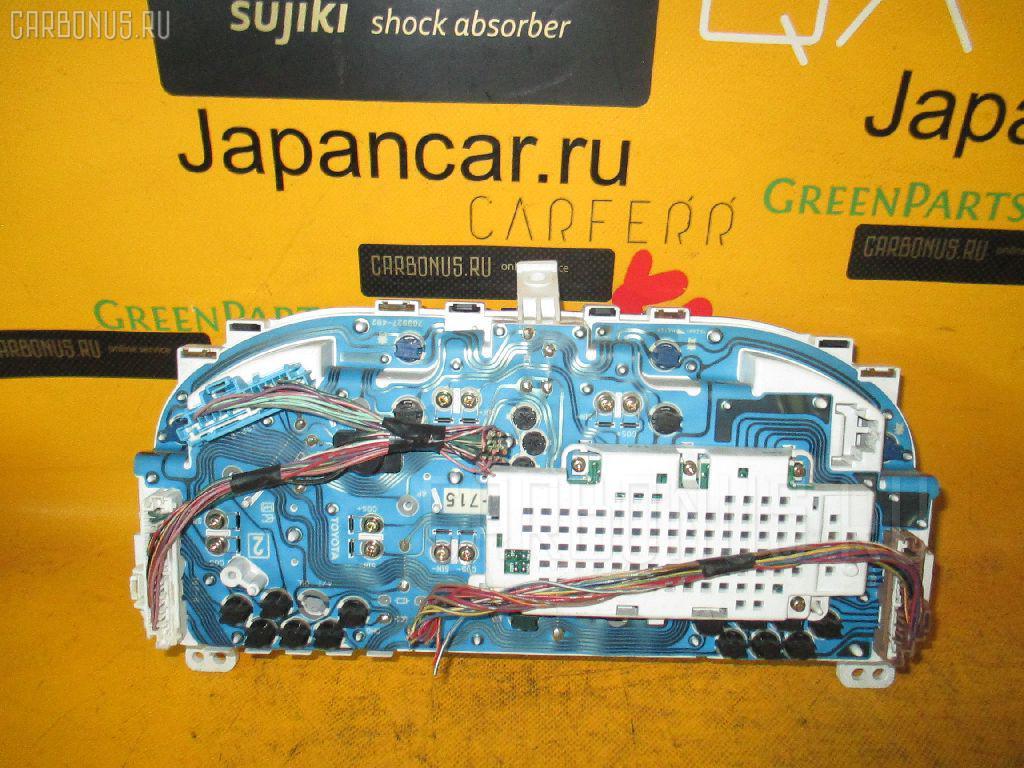 Спидометр TOYOTA CALDINA ST210G 3S-FE. Фото 9