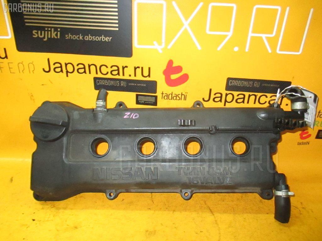 Клапанная крышка NISSAN CUBE Z10 CG13DE Фото 2