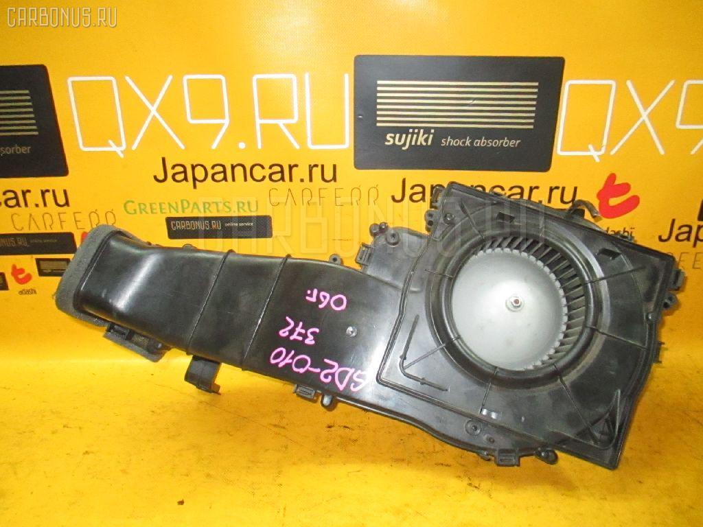 Мотор печки SUBARU IMPREZA GD2. Фото 5