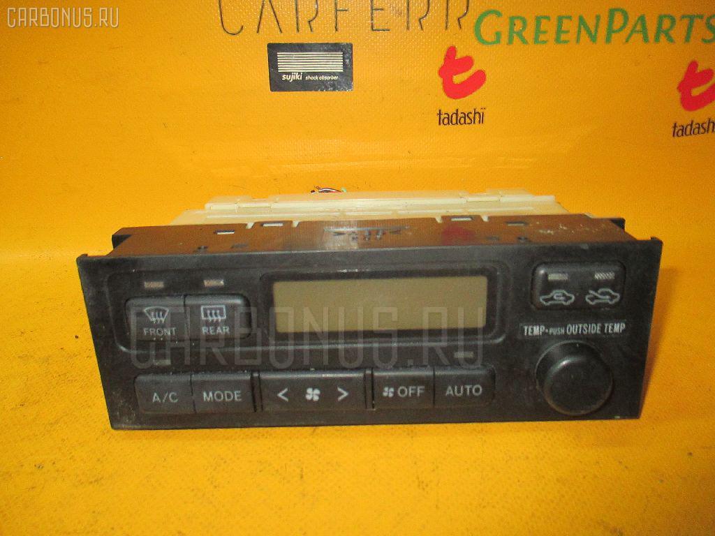 Блок управления климатконтроля Toyota JZX101 2JZ-GE Фото 1