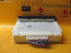 Блок управления климатконтроля Toyota JZX101 2JZ-GE Фото 2