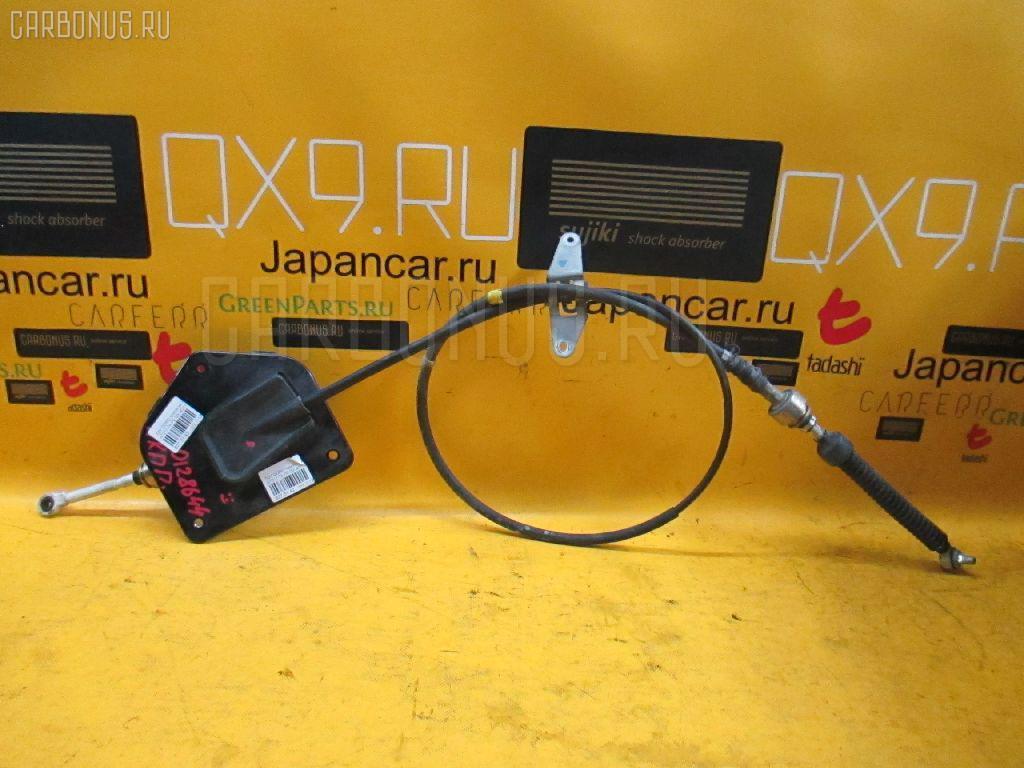 Тросик на коробку передач TOYOTA CORONA PREMIO AT211 7A-FE. Фото 4