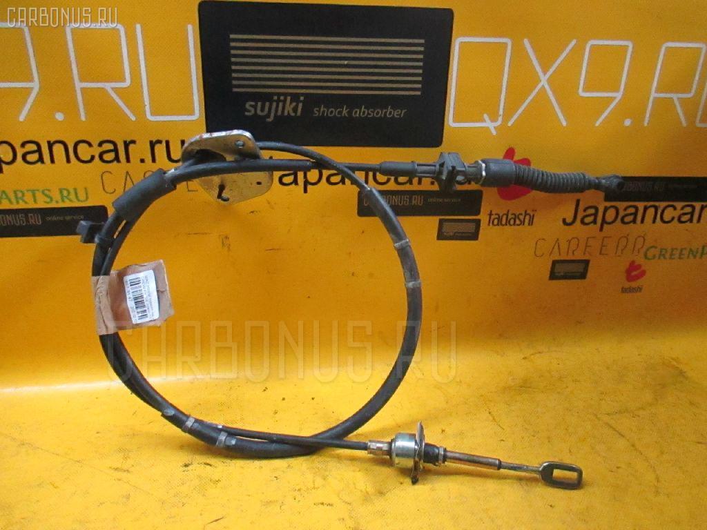 Тросик на коробку передач MAZDA PREMACY CPEW FS-DE. Фото 2