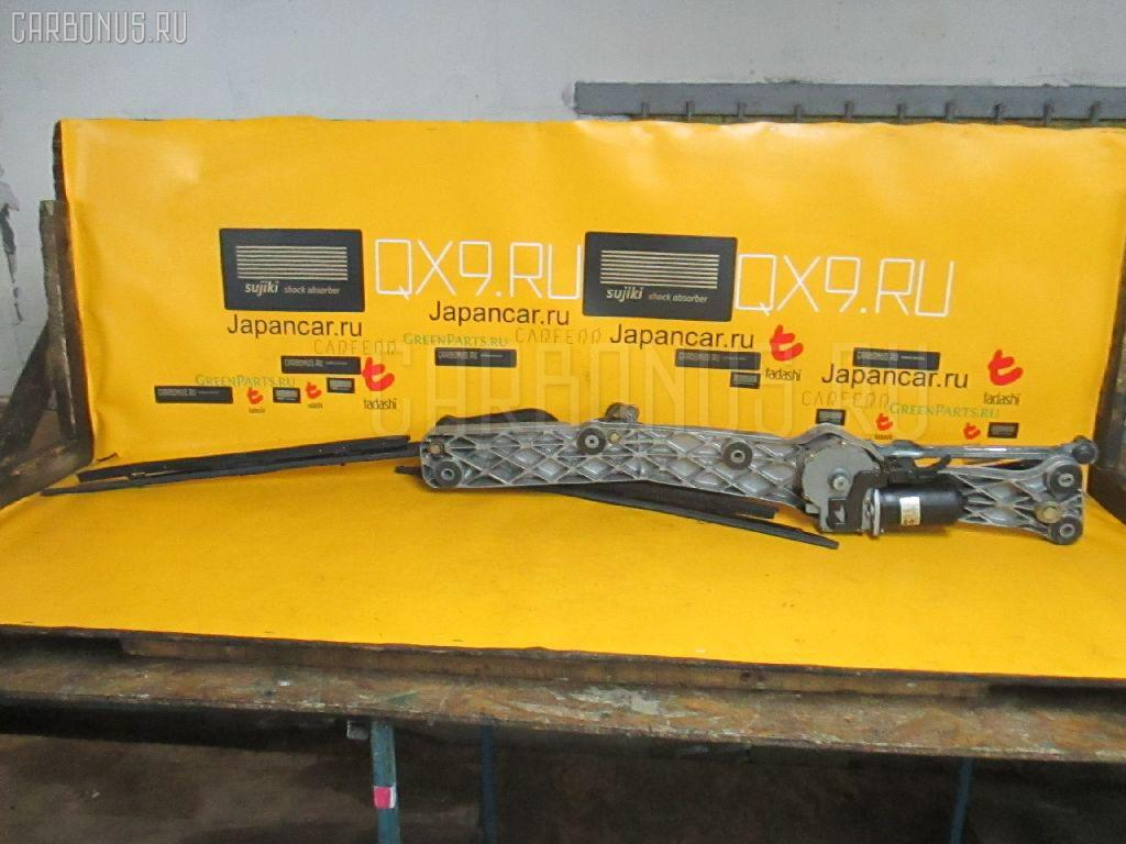 Мотор привода дворников BMW 5-SERIES E39-DD42 Фото 3