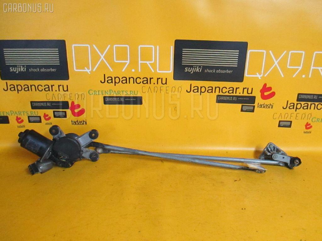 Мотор привода дворников SUBARU FORESTER SF5. Фото 4
