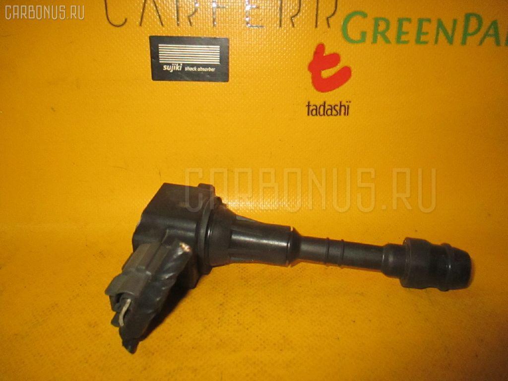 Катушка зажигания NISSAN CIMA GF50 VK45DD Фото 1