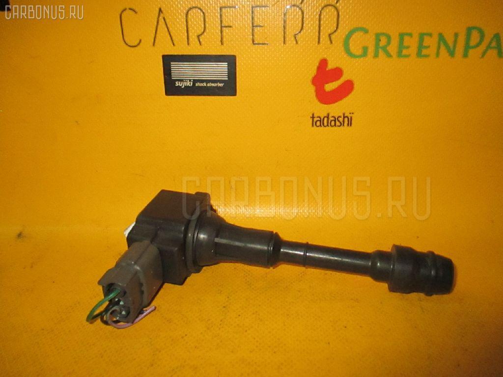 Катушка зажигания NISSAN PRESAGE TNU30 QR25DE Фото 1
