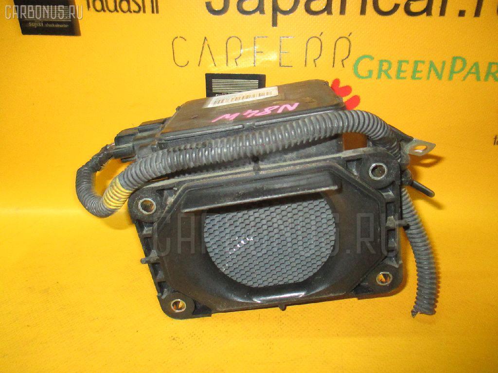 Датчик расхода воздуха MITSUBISHI CHARIOT GRANDIS N84W 4G64. Фото 6