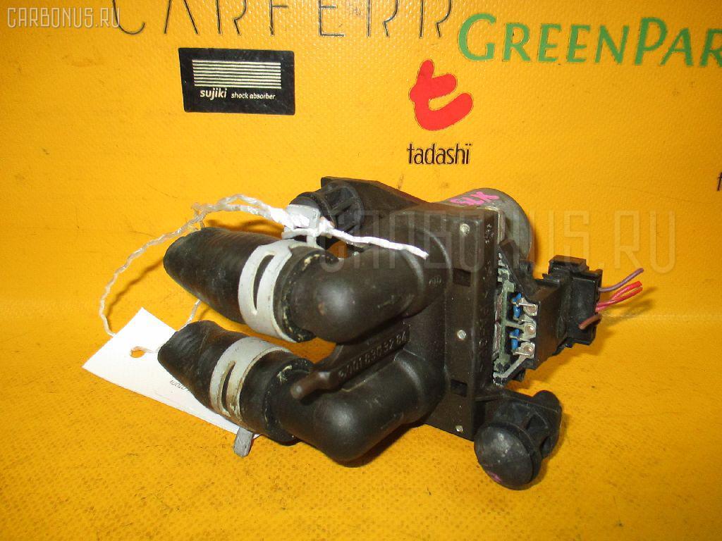 Клапан отопителя MERCEDES-BENZ SLK-CLASS R170.447 111.973 Фото 2