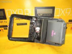 Консоль магнитофона Toyota Gaia SXM10G Фото 2