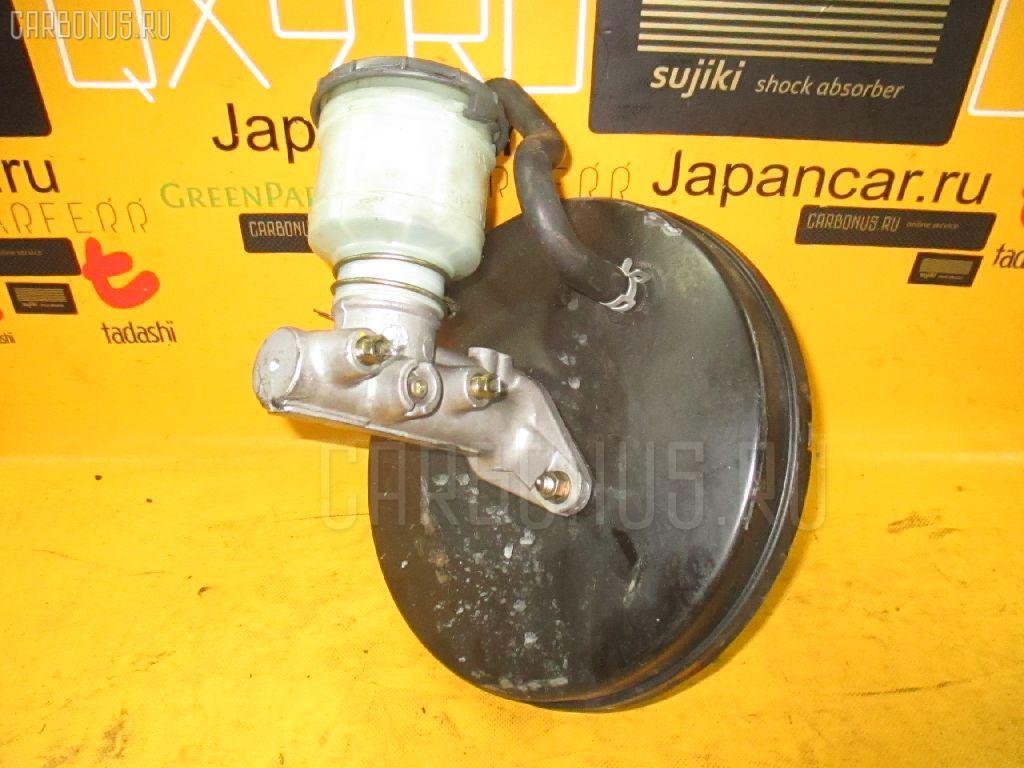 Главный тормозной цилиндр HONDA UA2 G25A. Фото 7