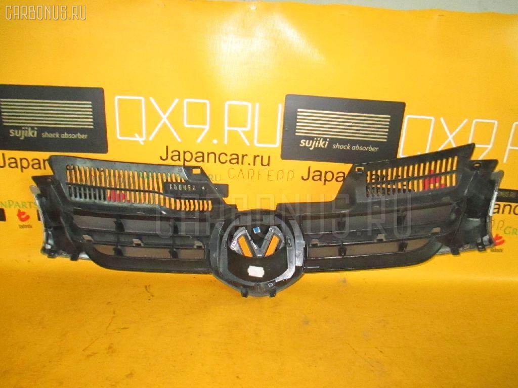 Решетка радиатора VOLKSWAGEN GOLF V 1KBLX. Фото 5