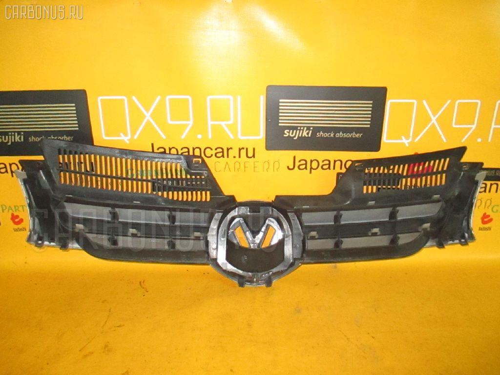 Решетка радиатора VOLKSWAGEN GOLF V 1KBLX. Фото 7