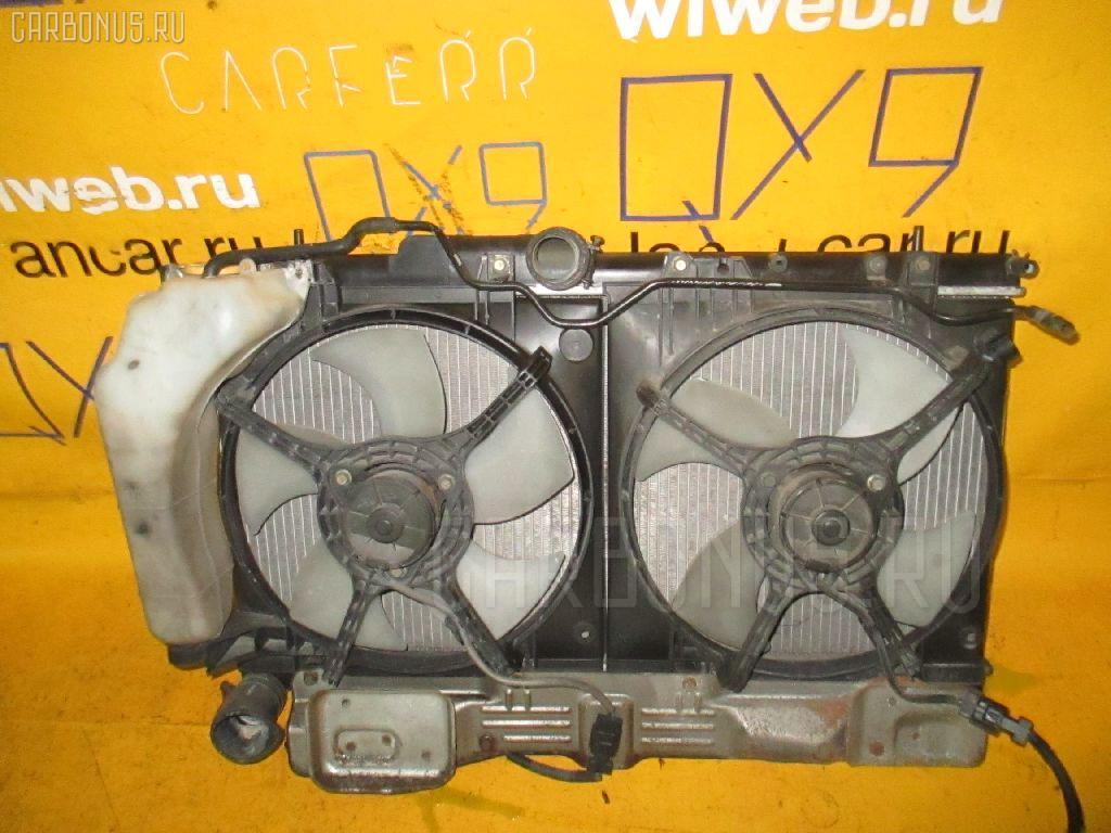 Радиатор ДВС SUBARU LEGACY WAGON BH5 EJ206-TT. Фото 4