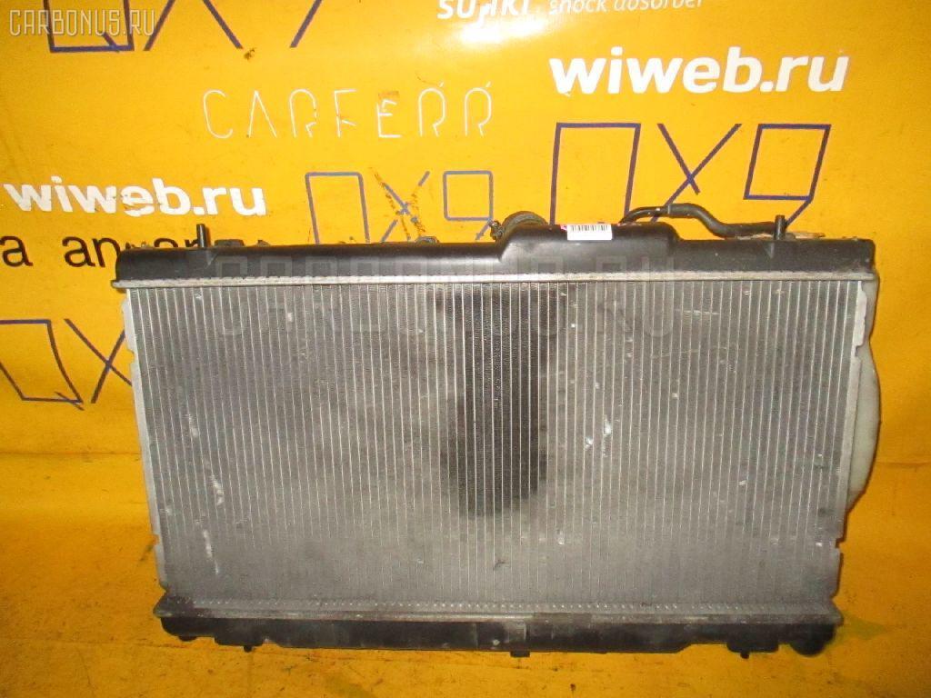 Радиатор ДВС SUBARU LEGACY WAGON BH5 EJ206-TT. Фото 5