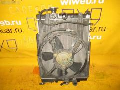 Радиатор ДВС NISSAN CUBE Z10 CG13DE Фото 1