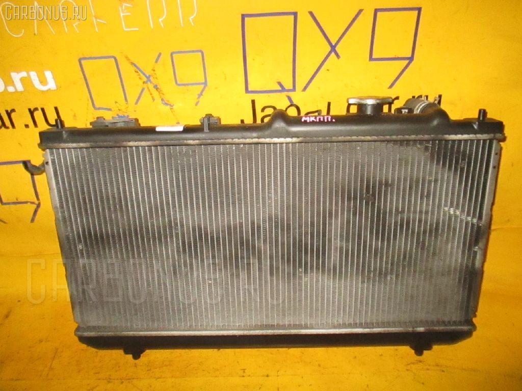 Радиатор ДВС MAZDA FAMILIA S-WAGON BJ5W ZL Фото 1