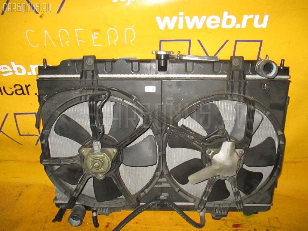 Радиатор ДВС NISSAN TINO HV10 SR20DE. Фото 9