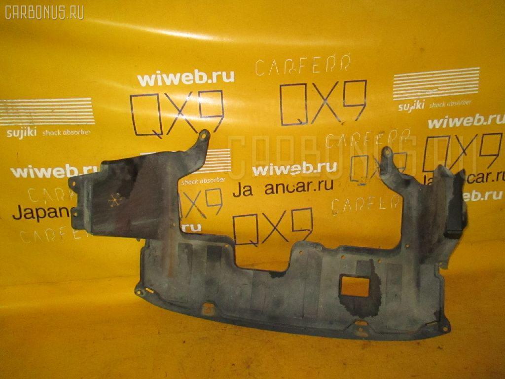Защита двигателя HONDA MOBILIO SPIKE GK1 L15A Фото 1