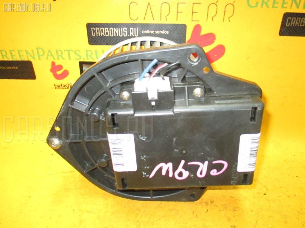 Мотор печки MITSUBISHI DION CR9W. Фото 9
