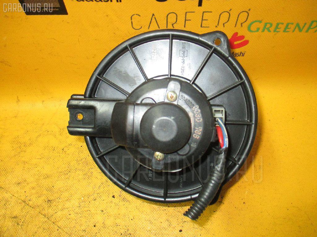 Мотор печки SUZUKI CULTUS WAGON GC21W. Фото 2