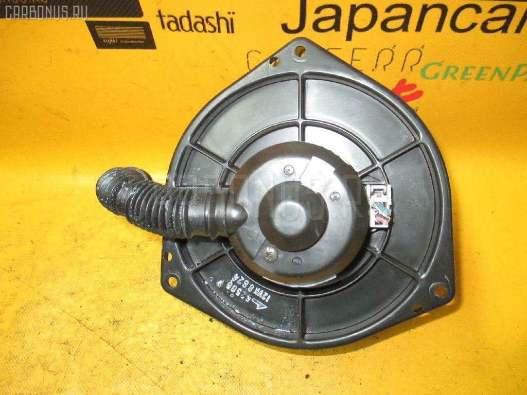 Мотор печки NISSAN PRIMERA CAMINO WAGON WHP11. Фото 6