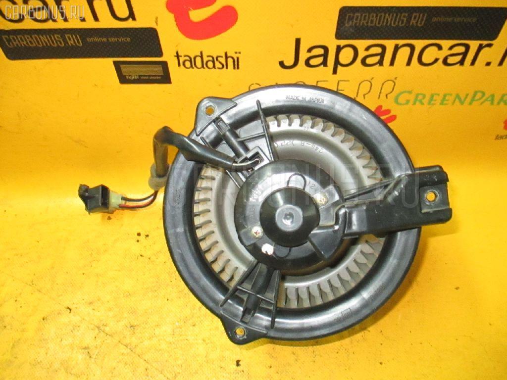 Мотор печки TOYOTA PRIUS NHW11. Фото 3