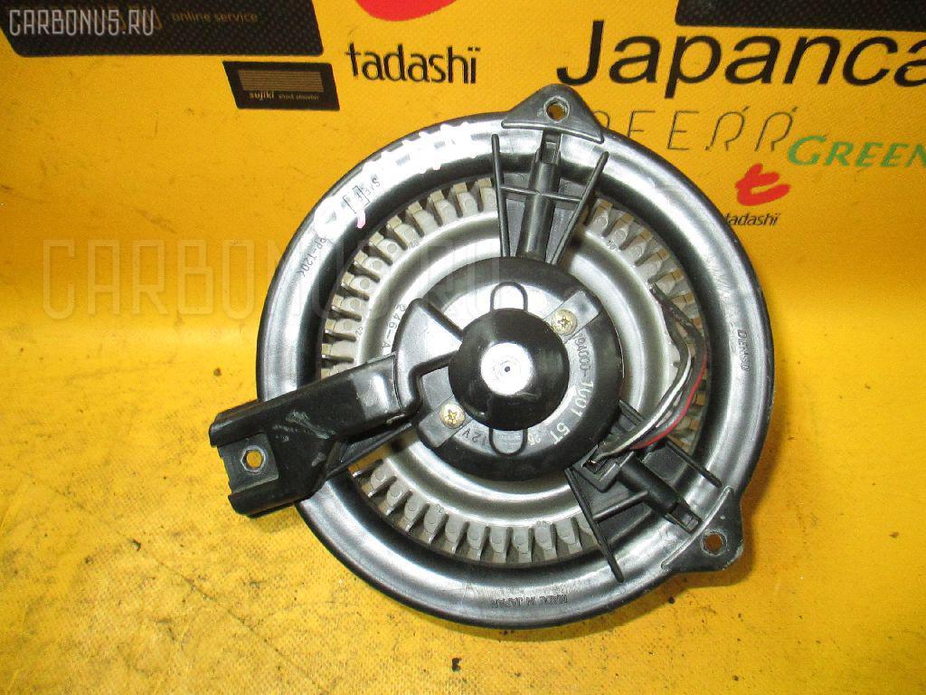 Мотор печки TOYOTA PRIUS NHW10. Фото 8