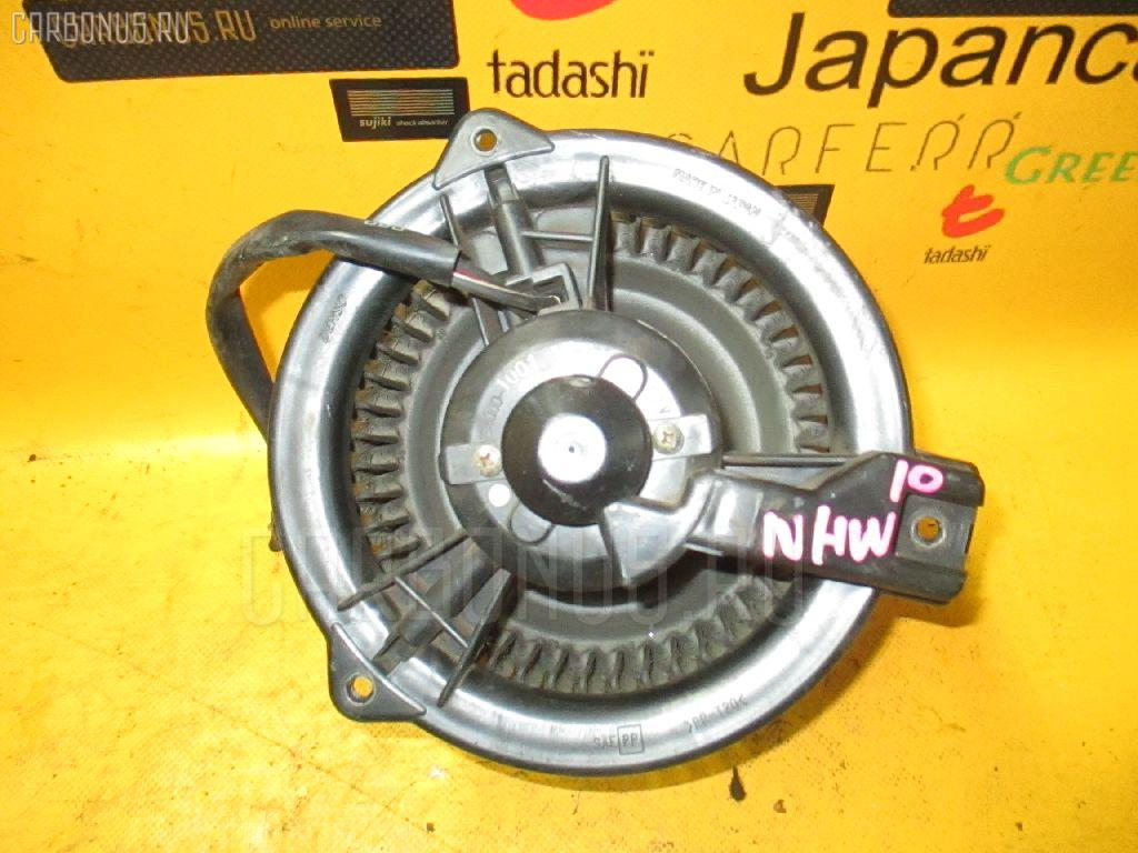 Мотор печки TOYOTA PRIUS NHW10. Фото 10