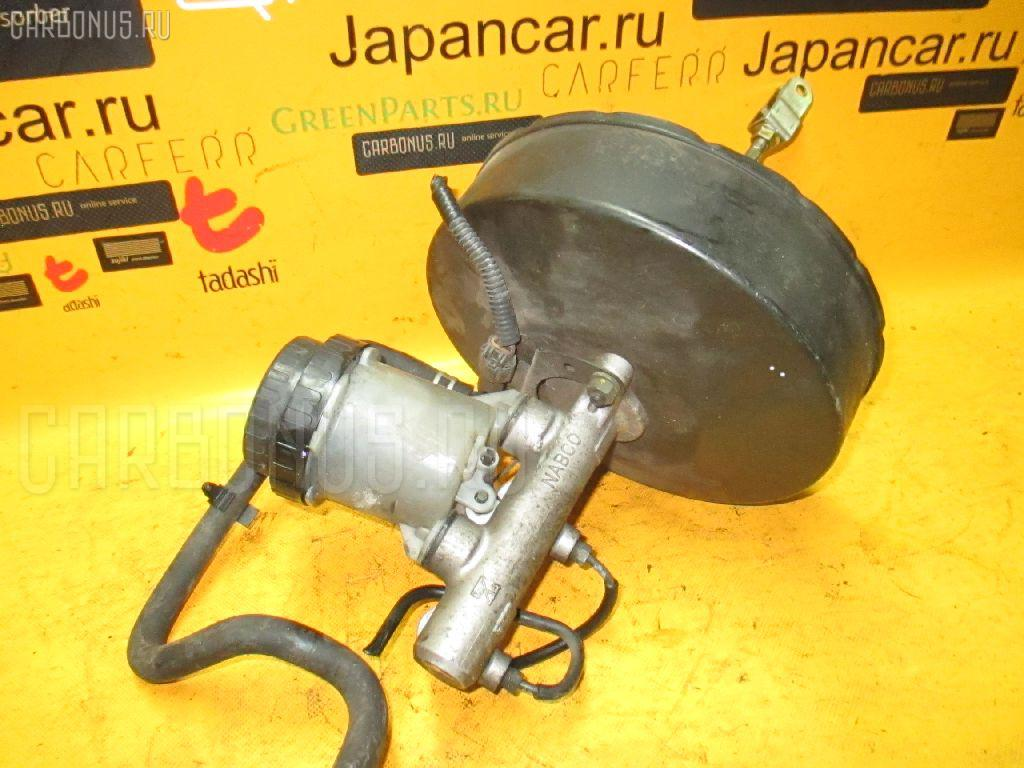 Главный тормозной цилиндр SUBARU LEGACY BC3 EJ18 Фото 2