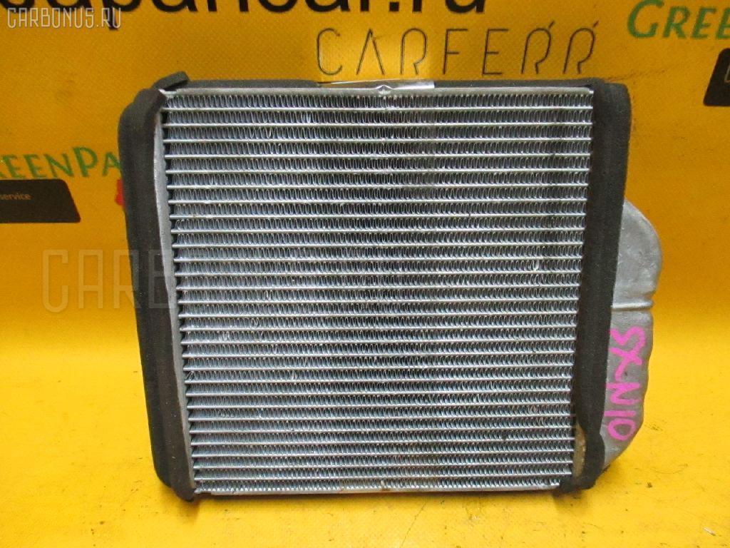 Радиатор печки TOYOTA NADIA SXN10 3S-FE. Фото 11